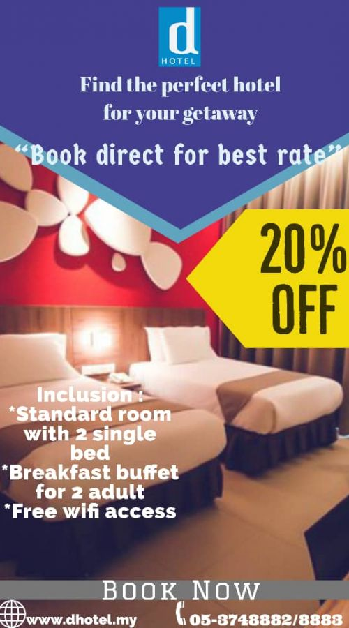 Room Promotion 2019